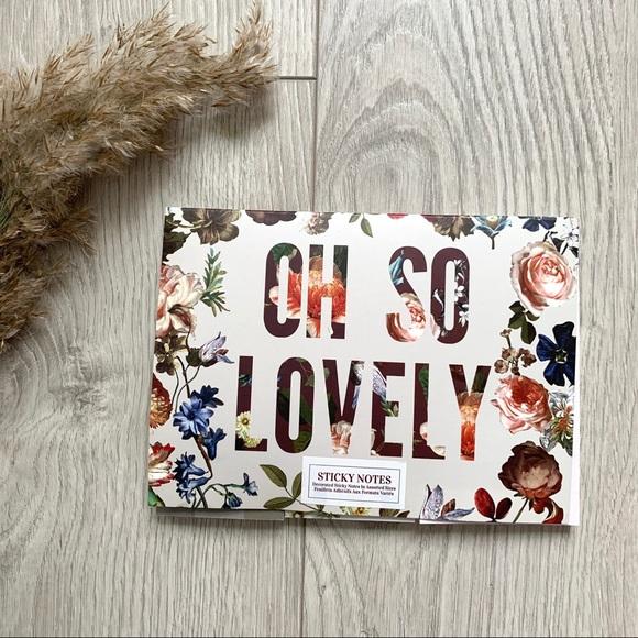 Indigo Other - Indigo- Oh So Lovely- Sticky Folio